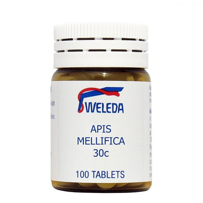 Apis mellifica for herpes