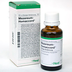 Mezereum for herpes